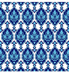 Background with seamless pattern one vector