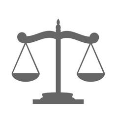 Balance on scale vector