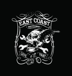East coast motors vector