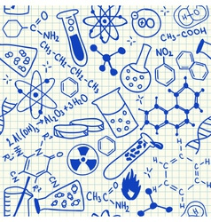 Science drawings vector