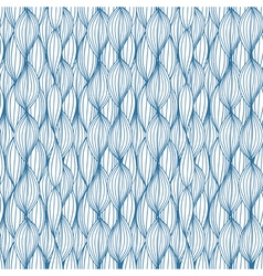 abstract seamless pattern with lines - vector image