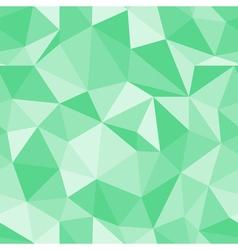 Brilliant seamless pattern Diamond triangle vector image