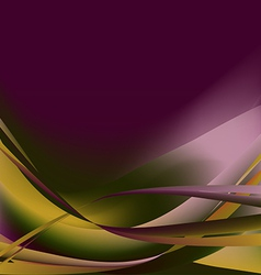 Colorful flower isolated abstract background vector