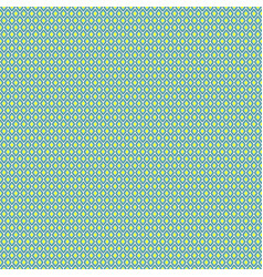 seamless geometric pattern with blue rhombuses vector image
