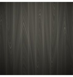 Wooden plank board background vector