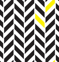 chevron alternate pattern vector image