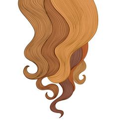 hair background beauty salon poster vector image vector image