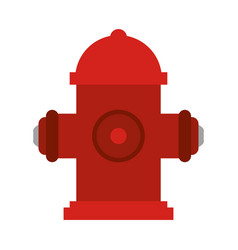 Water hydrant icon image vector