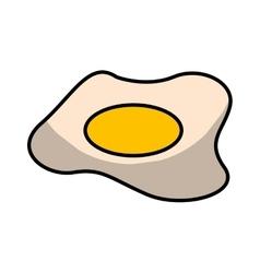 Eggs fresh nutritious food vector