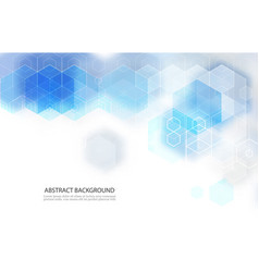 abstract geometric shape technology digital vector image