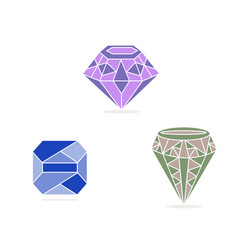 gem vector image