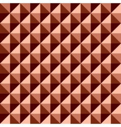 Minimalistic red pattern vector