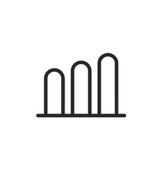 profits icon vector image