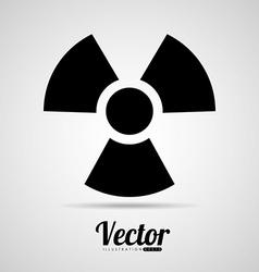 caution icon vector image vector image