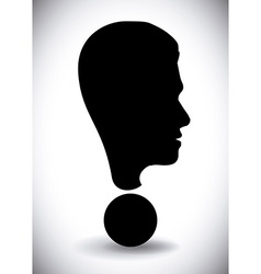 alert symbol design vector image