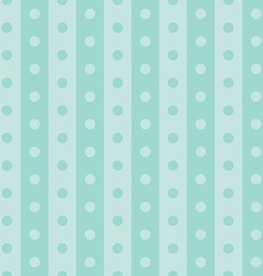 popular green turquoise vintage dots abstract vector image vector image