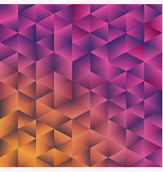 Geometric poligonal background vector
