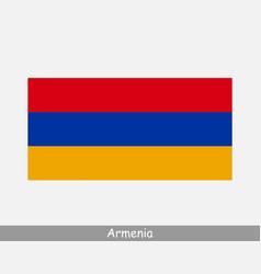 National flag armenia armenian country flag vector