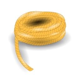 Rope tagle vector