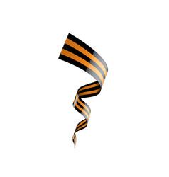 saint george ribbon vector image
