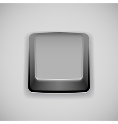Keyboard Button vector image