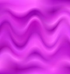 Abstract magenta waves vector