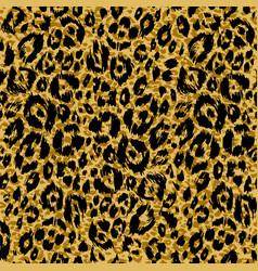 natural animal print vector image