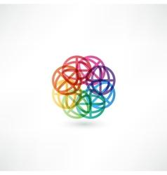 Business Design element vector image vector image