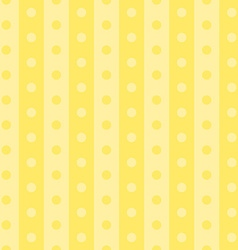 popular yellow vintage dots abstract pastel vector image vector image