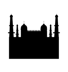 Mysore palace india vector