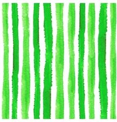 Watercolor strips seamless pattern setNatural vector image