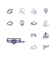 13 eps10 icons vector