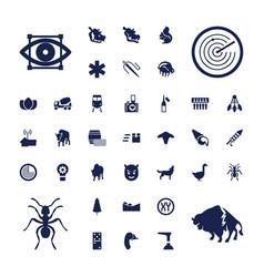 Logo icons vector