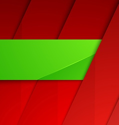 Modern layout layered background folder badge vector