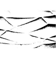 wavy overlay texture vector image