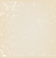 distress beige background vector image