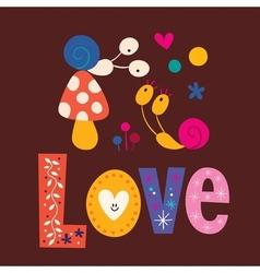 Love 2 vector