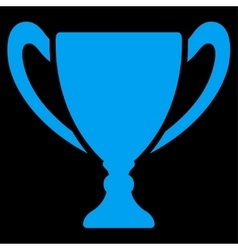 Cup icon from Competition Success Bicolor Icon vector