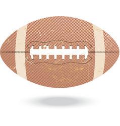 Football-vintage vector