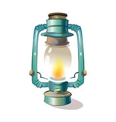icon Light vector image