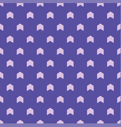 seamless cute pattern arrows colored vector image