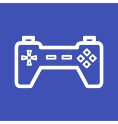 Gaming Console II vector image