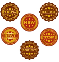 Bestseller new product vector image