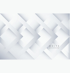 abstract white gray background vector image