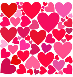 Heart backgroundicons vector