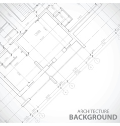 New black architecture background vector