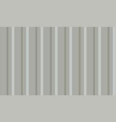empty corrugated sheet background vector image