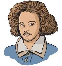 christopher marlowe vector image