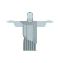 Religion statue vector image