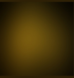 Abstract brown color blurred gradient vector